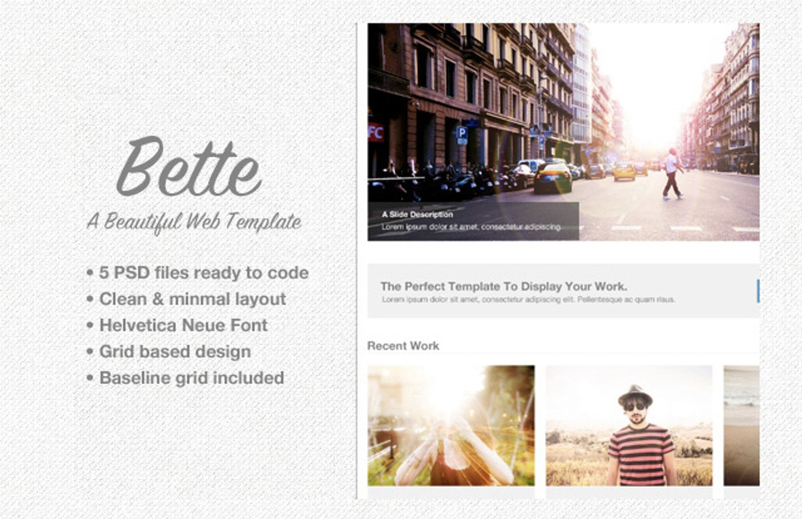Bette  Web  Template  Preview1