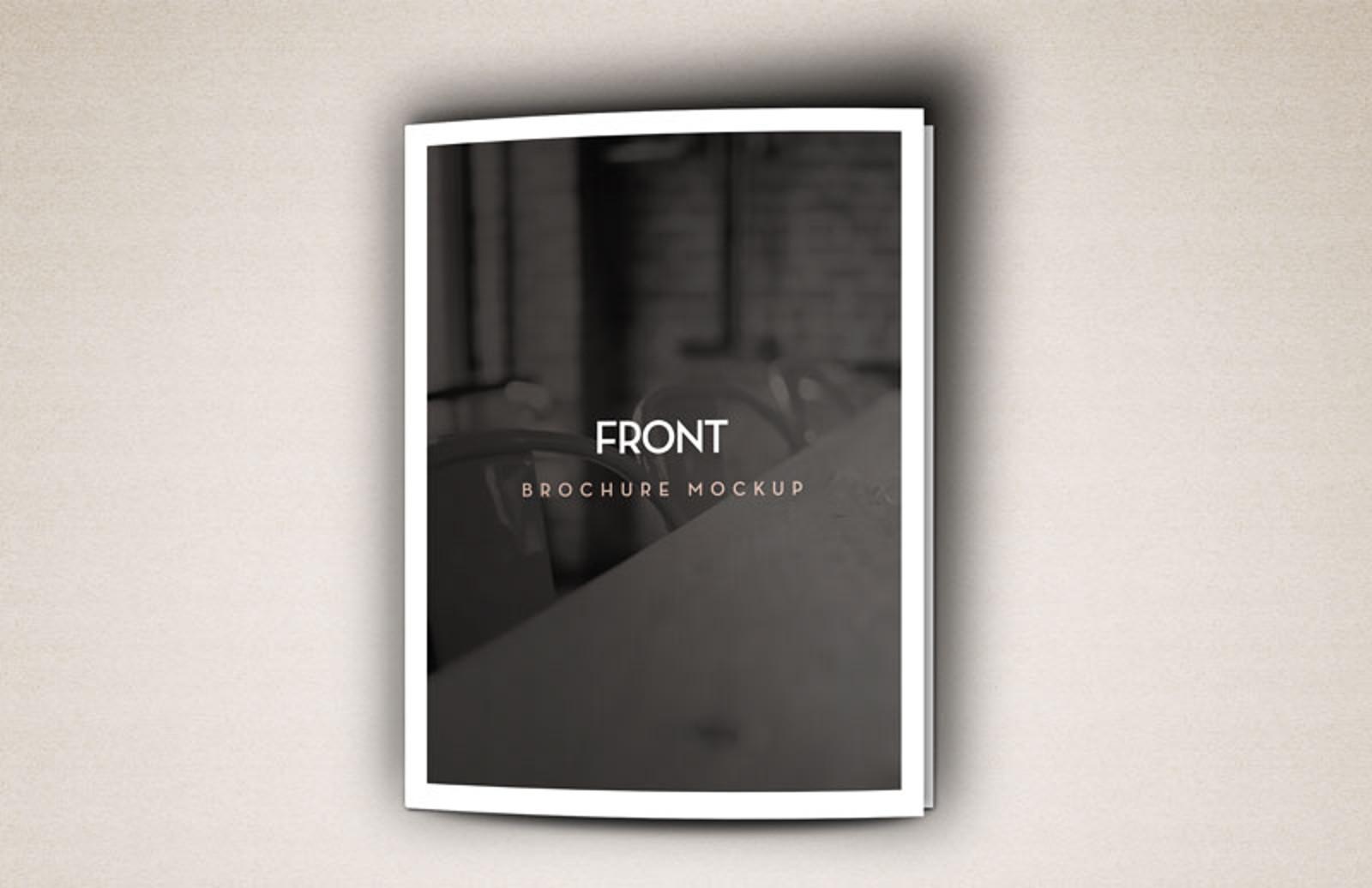 Bi  Fold  Brochure  Mockup  Preview 1