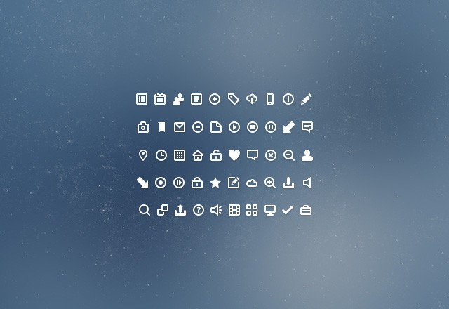 Bitty  Icons  Preview2