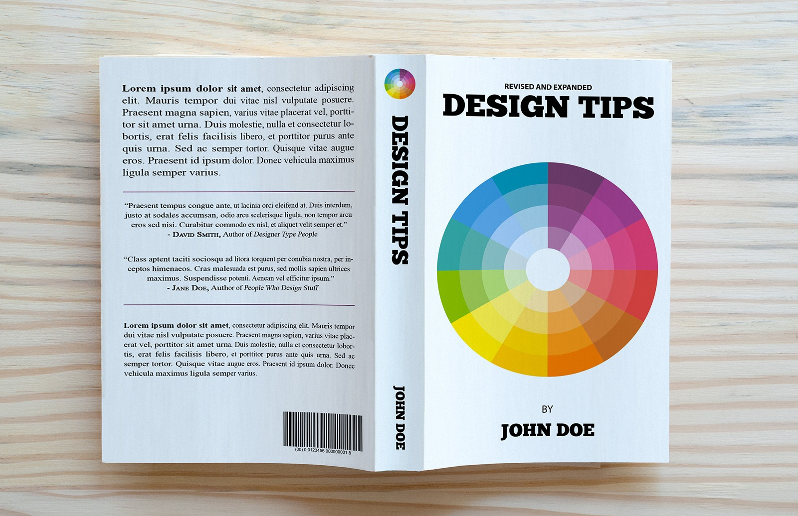 Book  Cover  Mockups  Preview 1