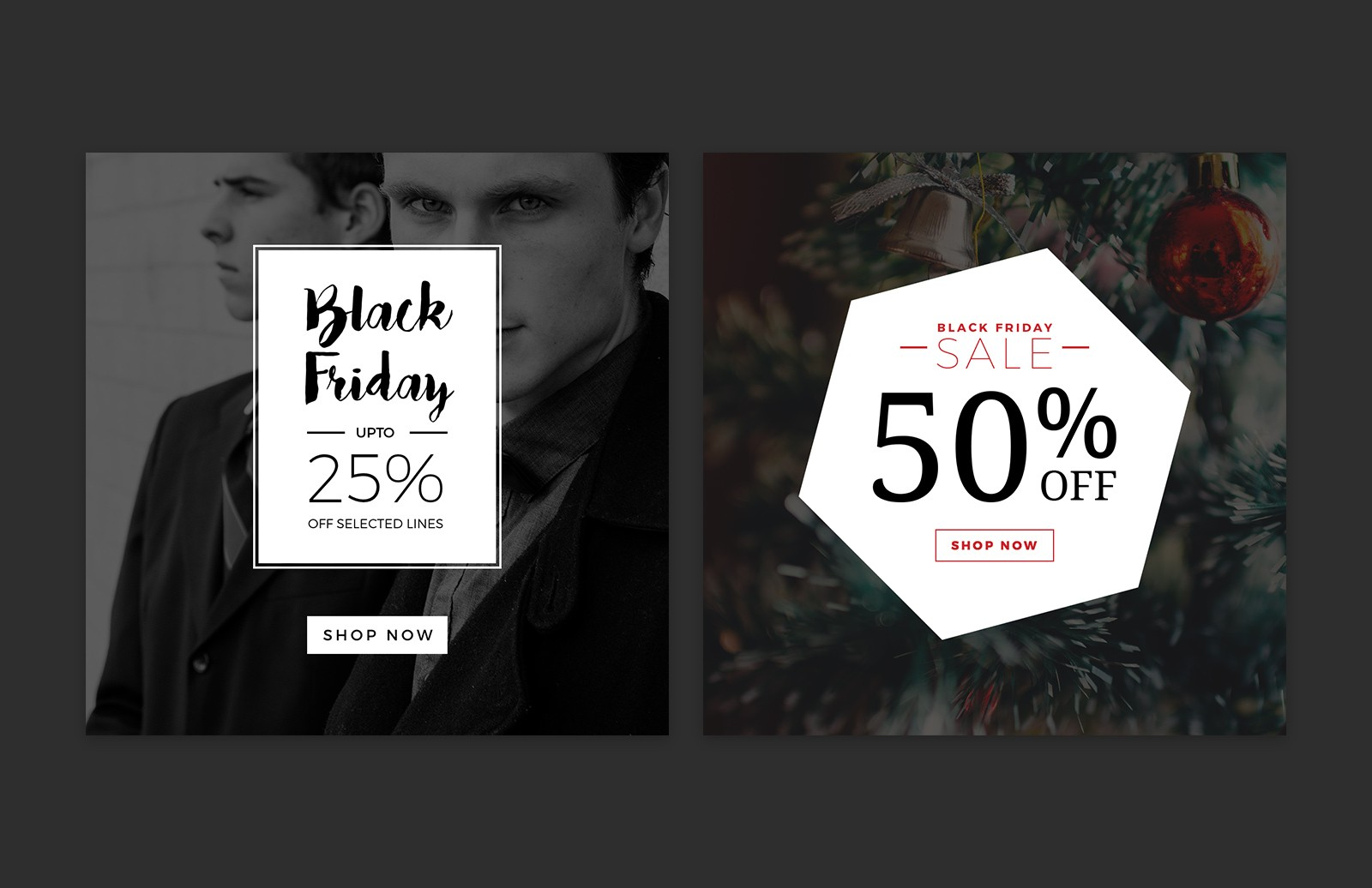 Large Black  Friday  Social  Media  Layouts  Preview 3