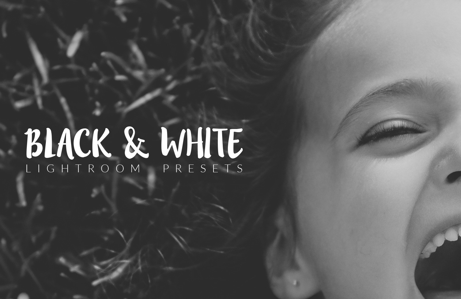 Black and White Lightroom Presets 1