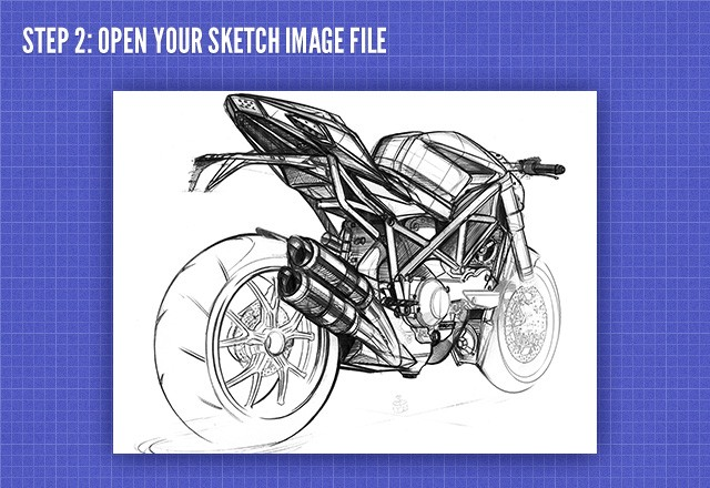 Large Blueprint  Sketch  Generator  Preview3