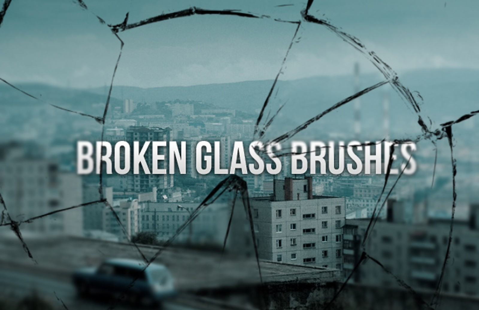 Broken  Glass  Brushes  Preview1