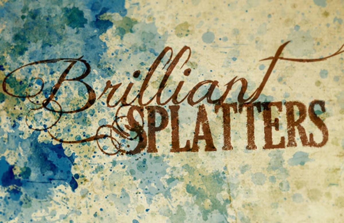 Brilliant  Splatter  Preview1