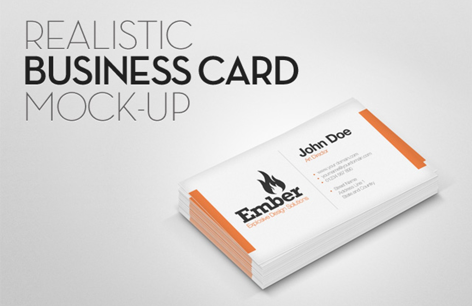 Business  Card  Mock Up  Preview1