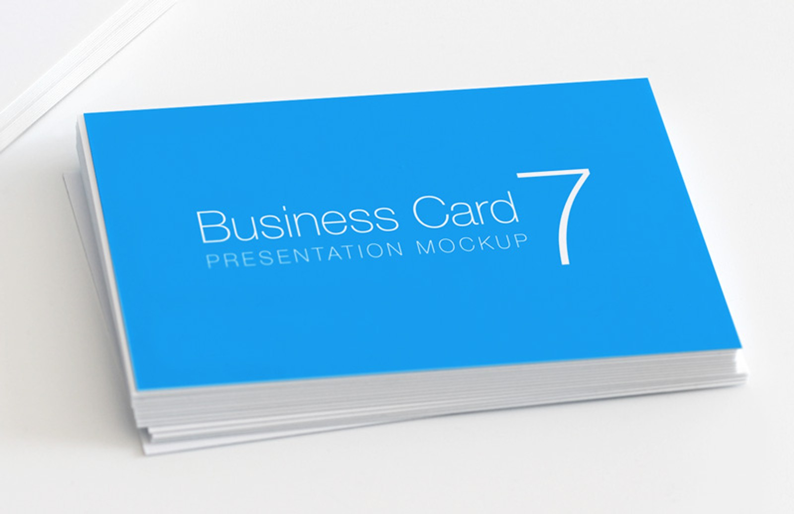 Business  Card  Mockup  Vol 7  Preview 1