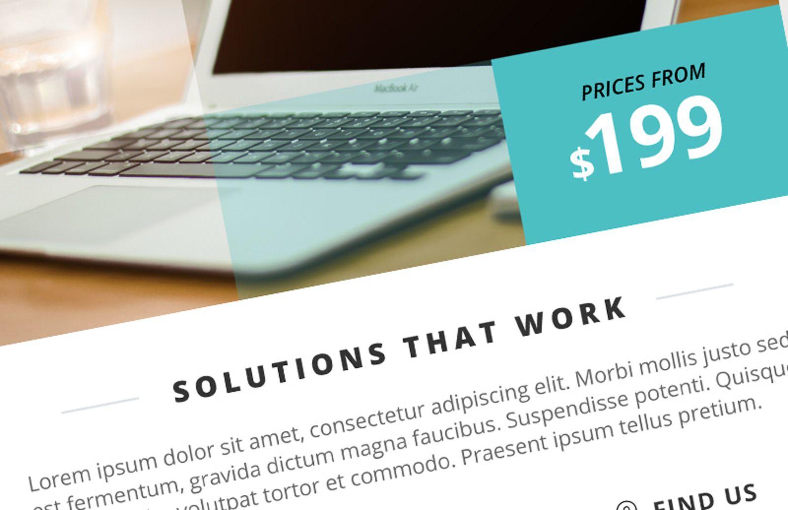 Business  Flyer  Design  Vol 2  Preview 1