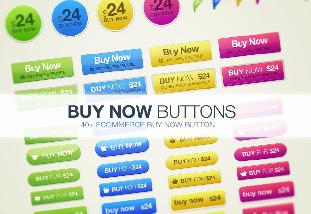 Ecommerce Buy Now Buttons