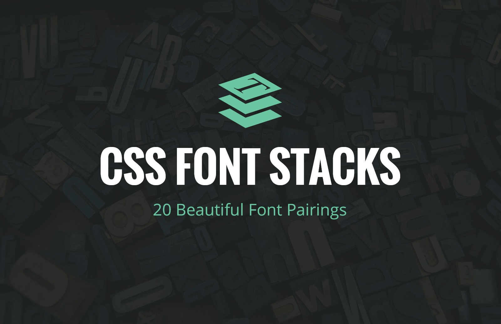 Css Font Stacks Preview 1