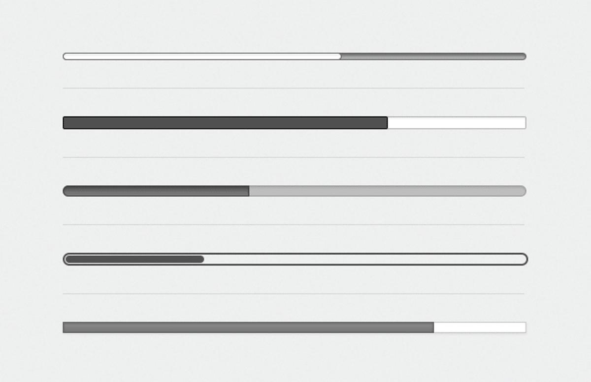 Css3  Loading  Progress  Bars  Preview1