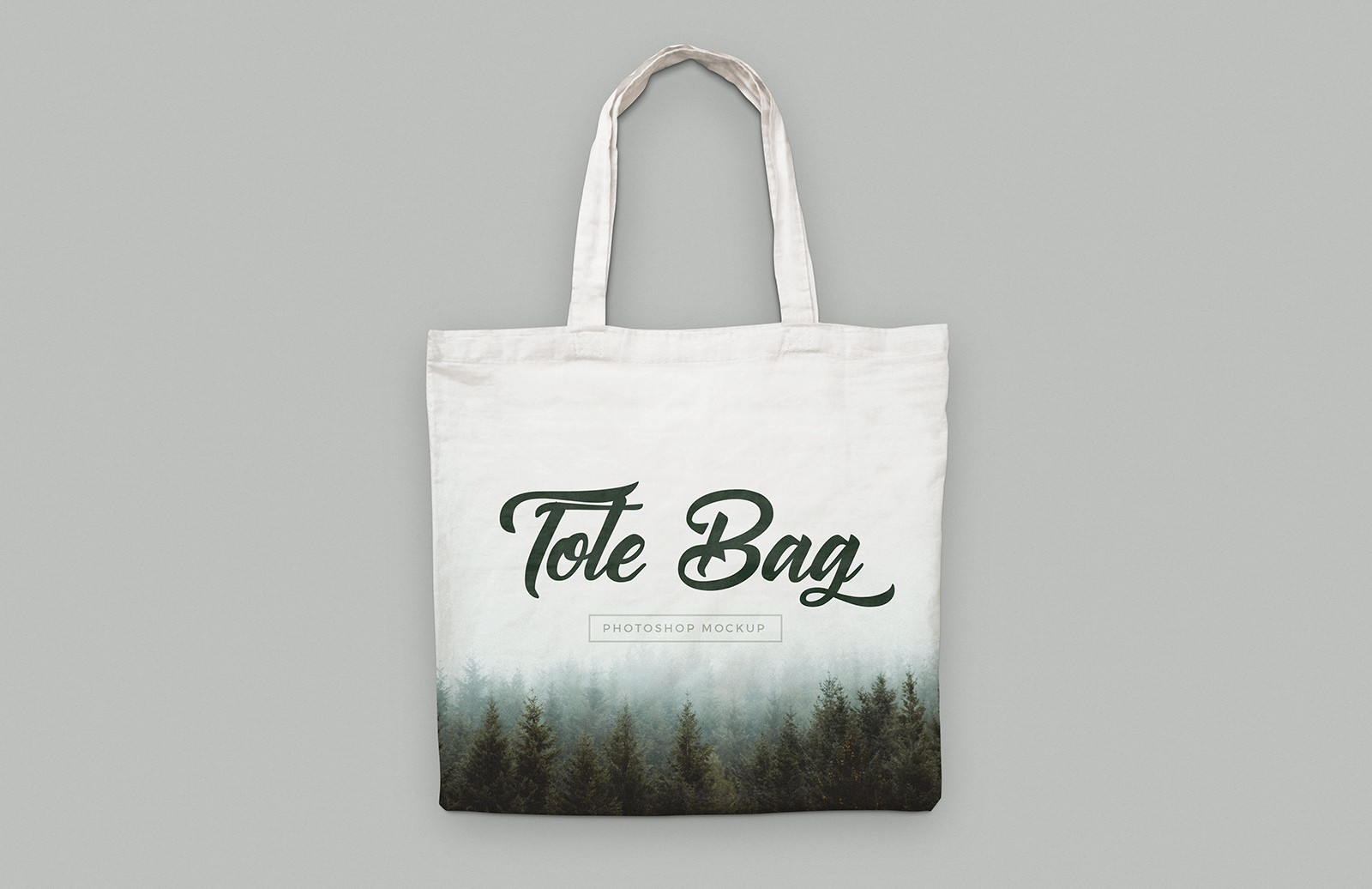 Free Canvas Tote Bag Mockups (PSD)