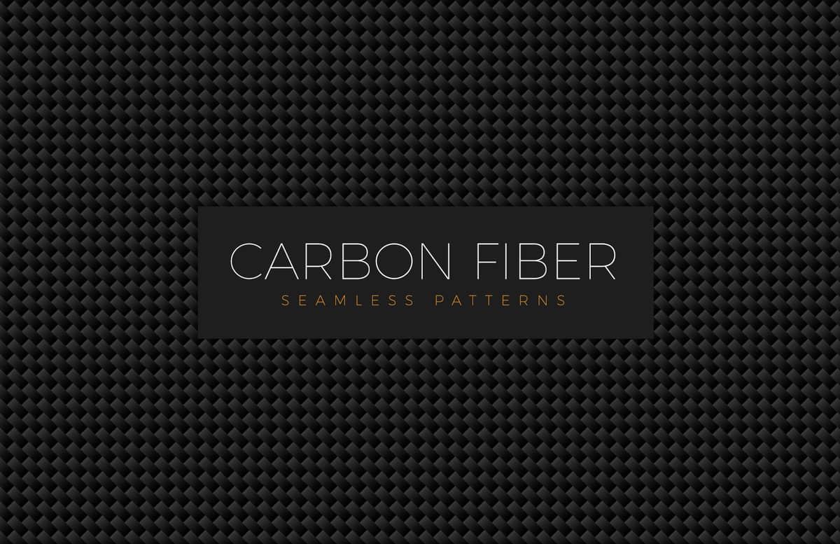Carbon Fiber Seamless Patterns Preview 1