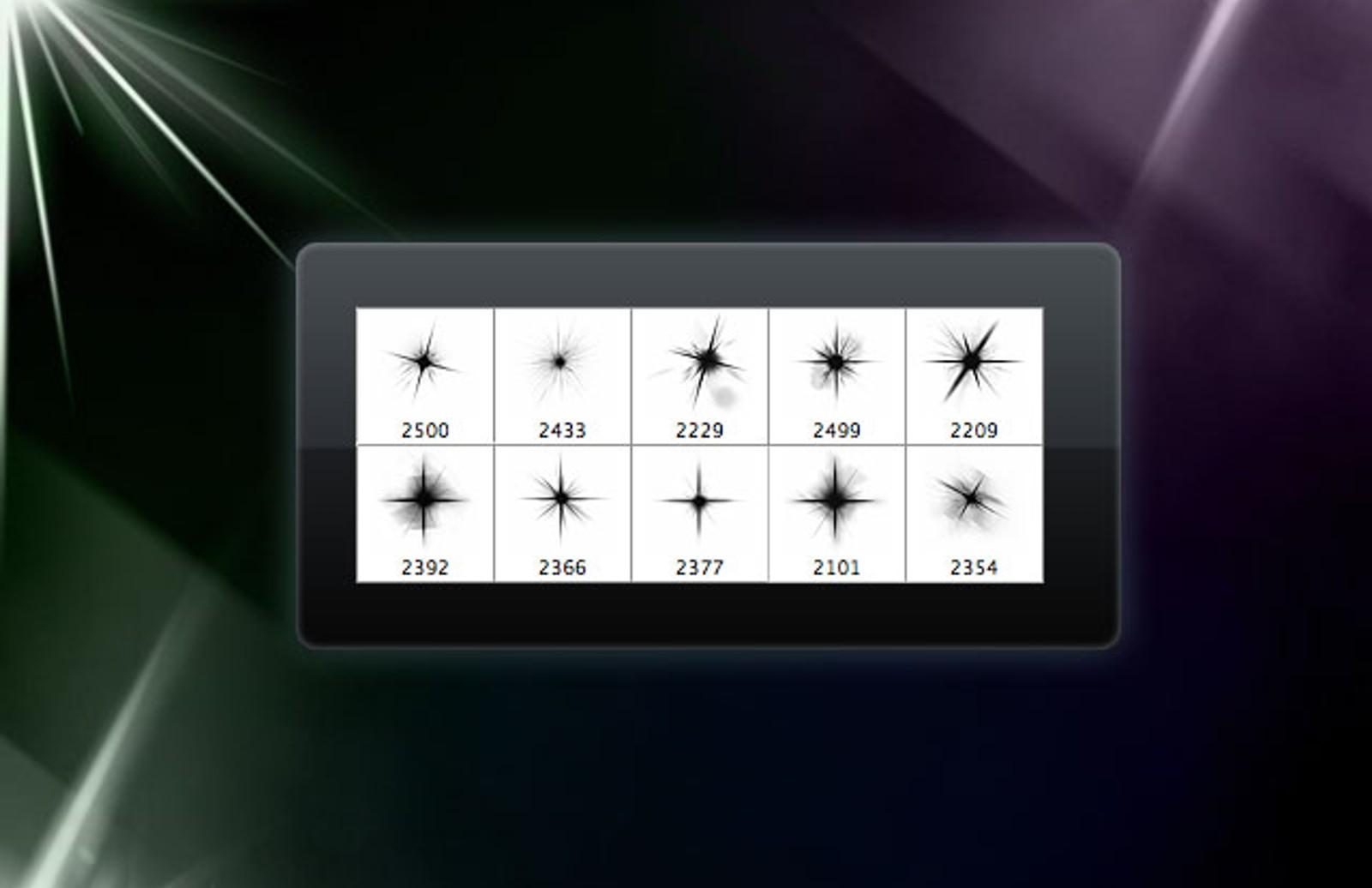 Celestial  Star  Brushes 3