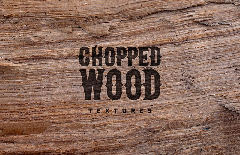 Chopped Wood Textures