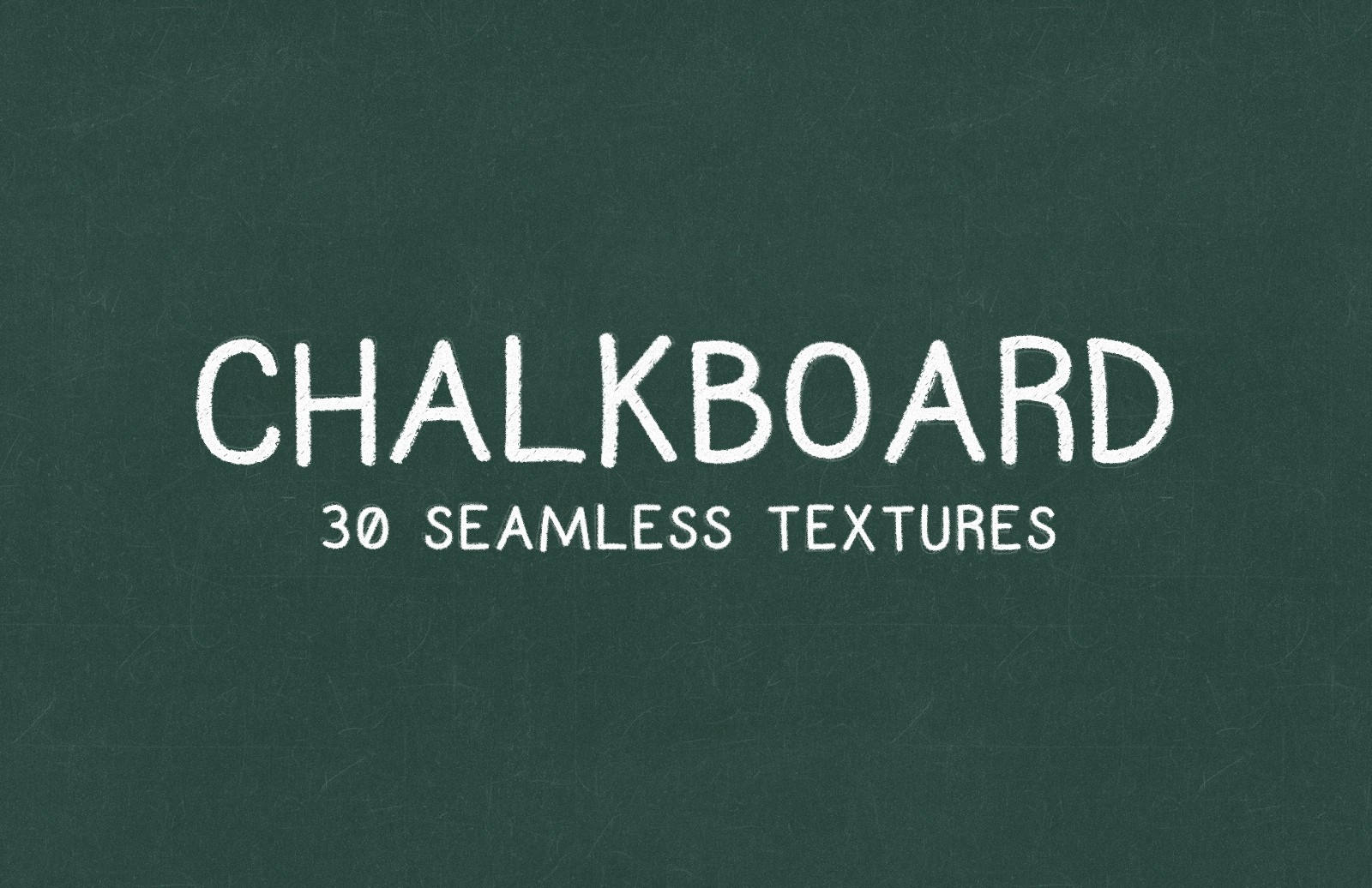 Seamless Chalkboard Textures (Version 2)
