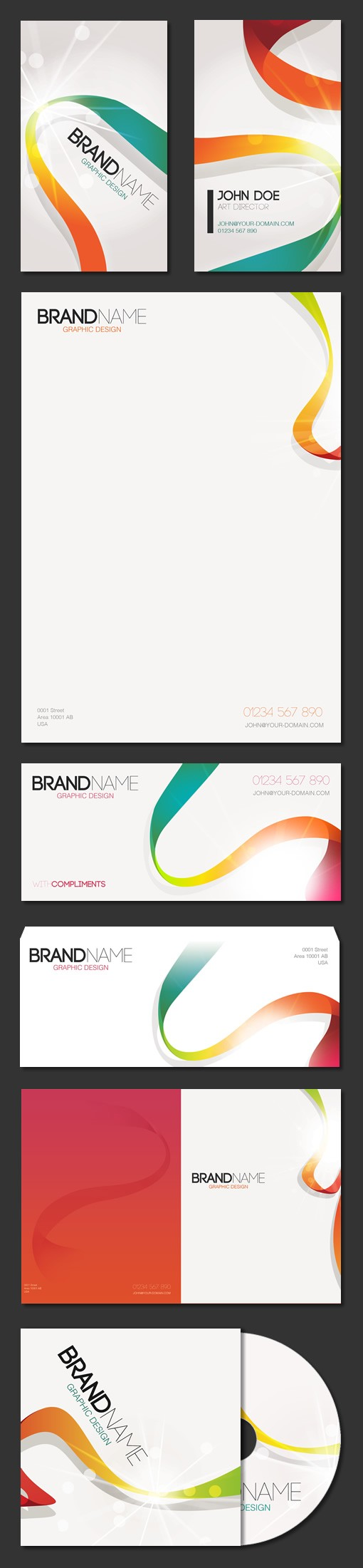Contemporary Print Pack