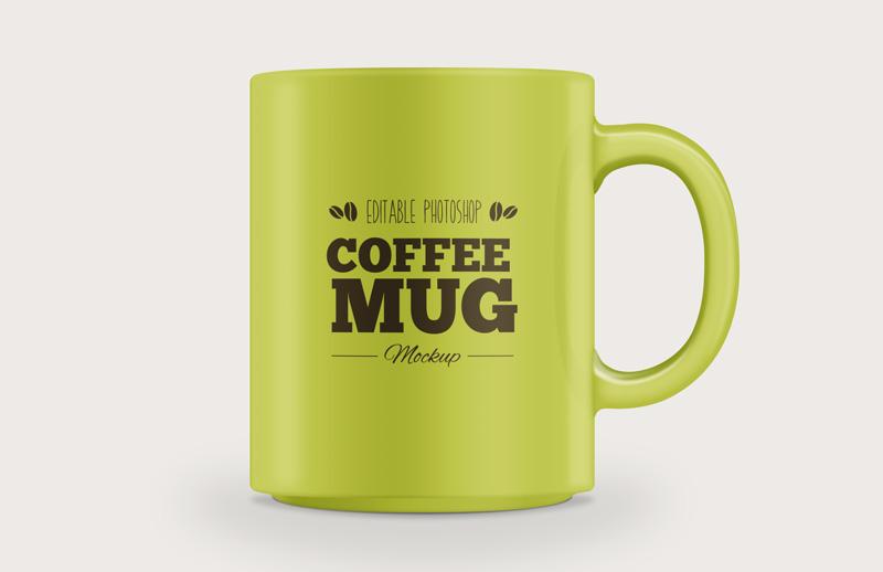 Coffee  Mug  Mockup  Preview 1