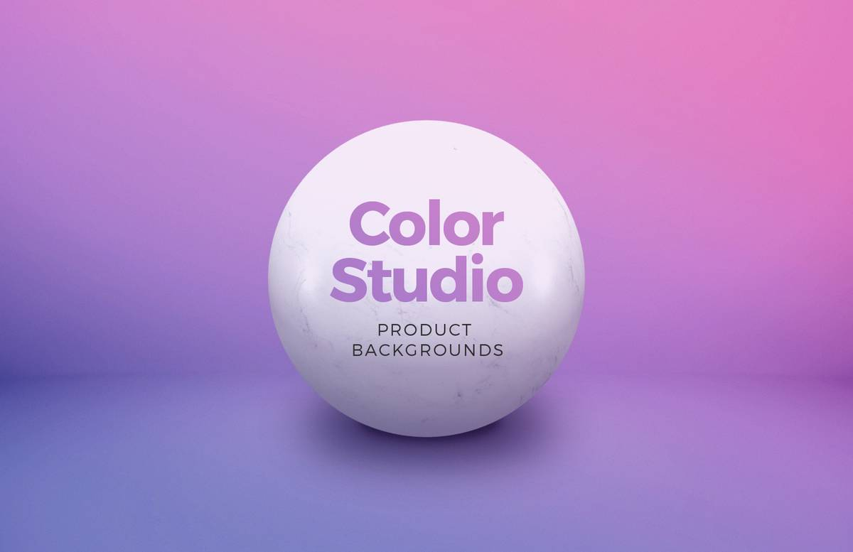 Color Studio Product Backgrounds Preview 1B