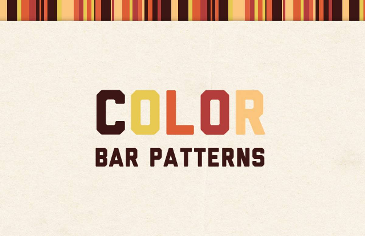 Color  Bar  Patterns  Preview1
