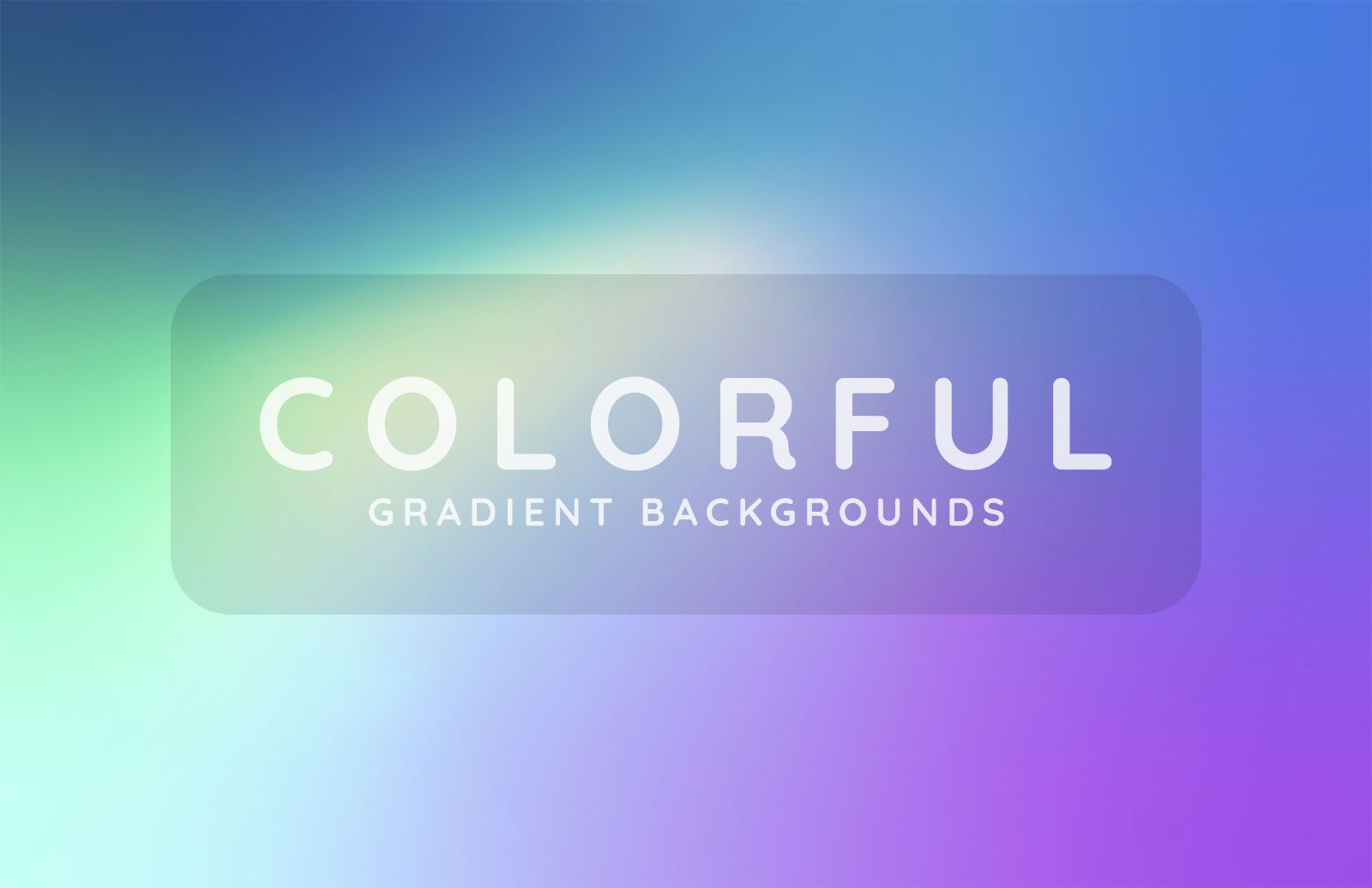 Colorful Gradient Backgrounds Preview 3