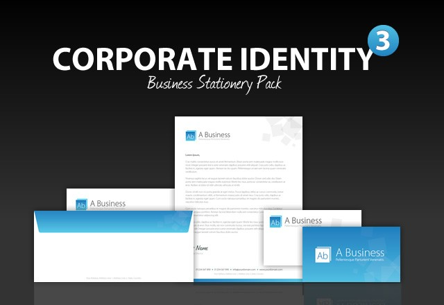 Corporate Identity Pack 3