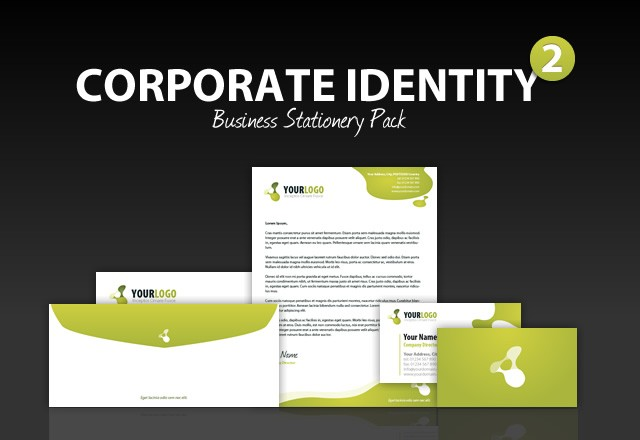 Corporate Identity Pack 2 — Medialoot