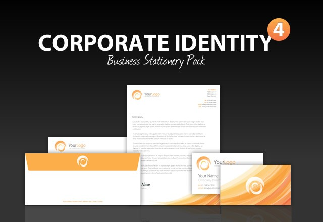 Corporate  Identity 4  Preview1