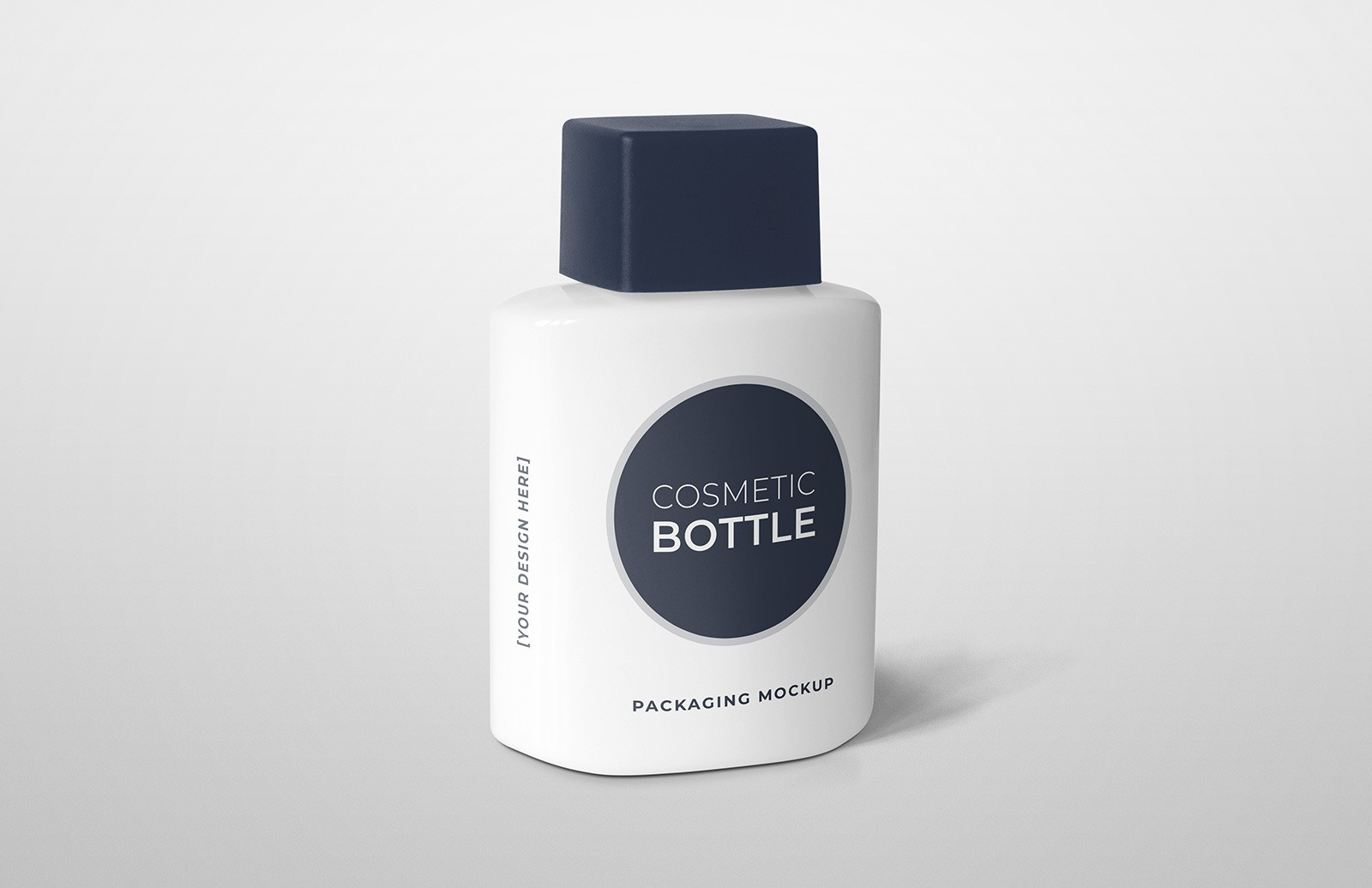 Cosmetic Bottle Packaging Mockup Preview 1