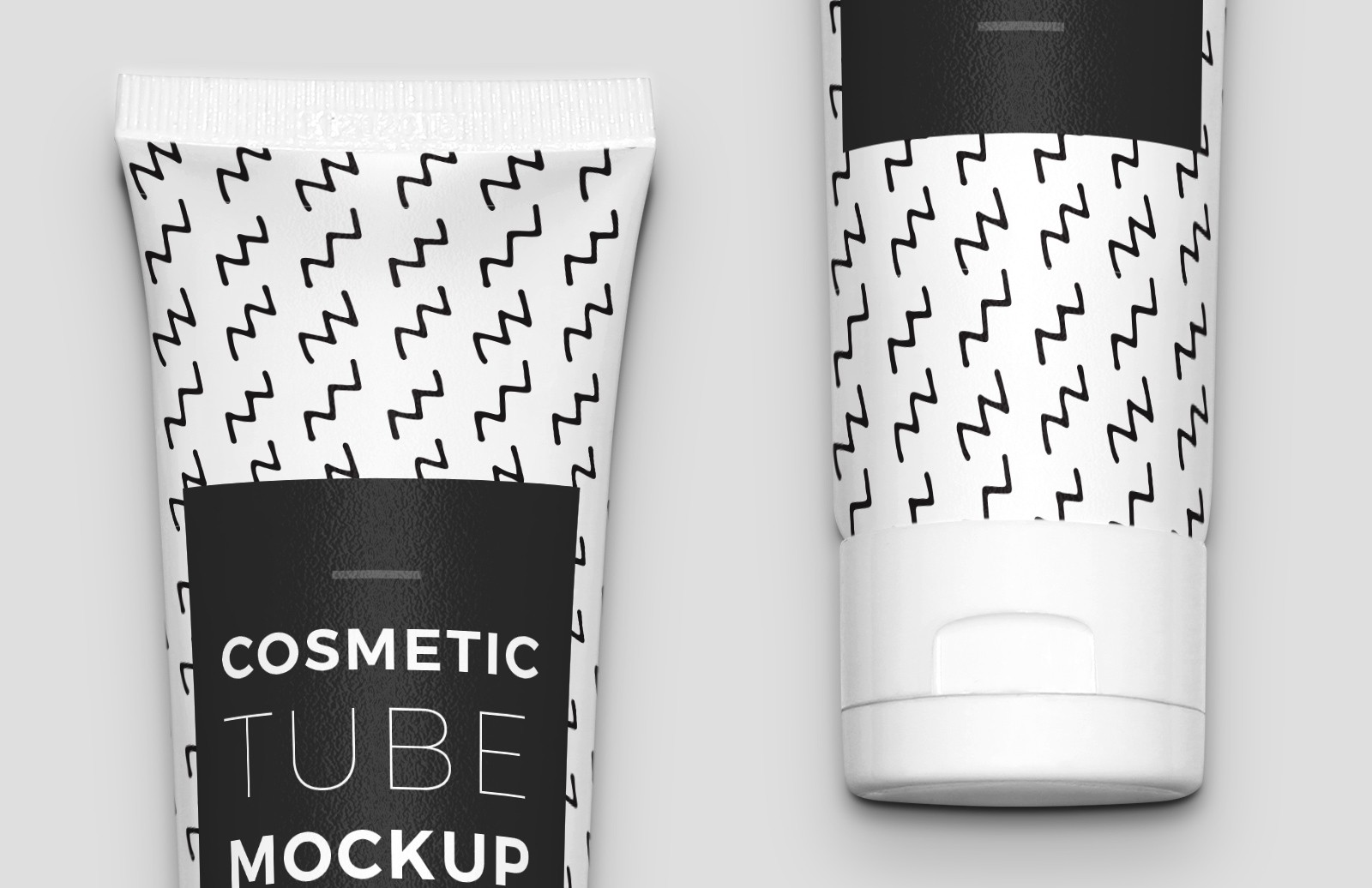 Cosmetic Tube Mockup Preview 3