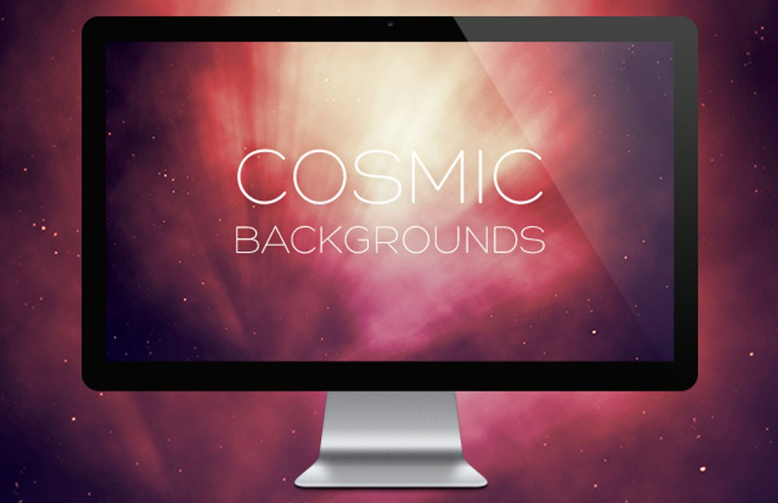 Cosmic  Backgrounds  Preview1