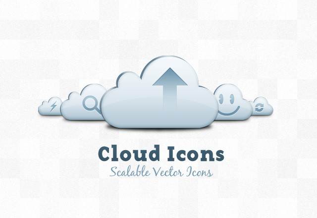 Cloud  Icons  Preview1