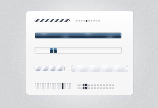 Clean Animated Loading Graphics 2