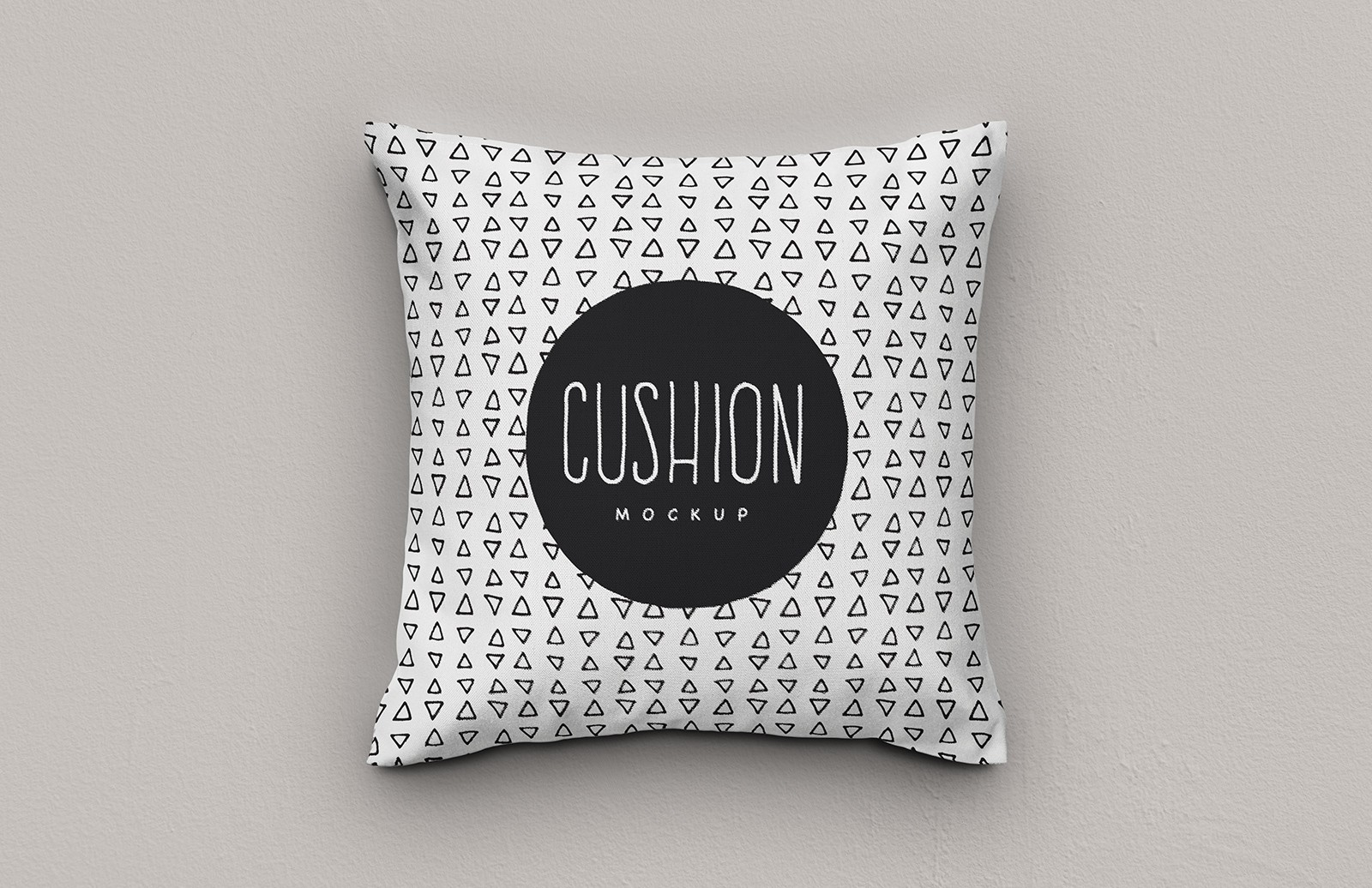 Cushion Photoshop Mockup