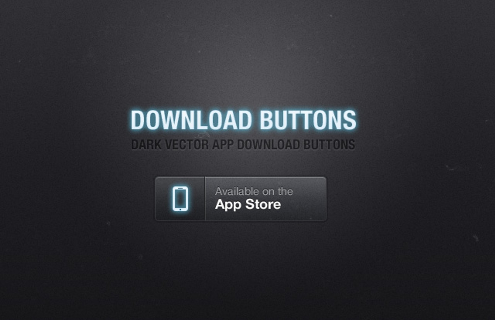Dark  App  Download  Buttons  Preview1
