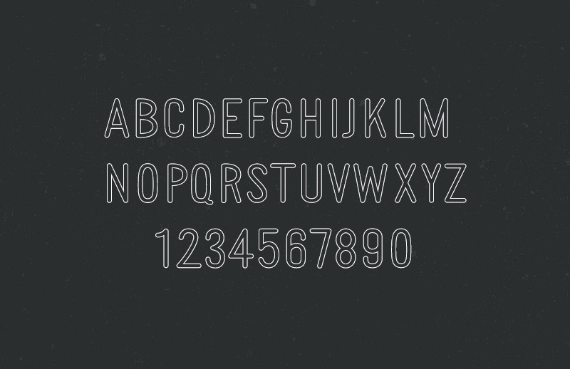 Dashboard  Font  Preview 3