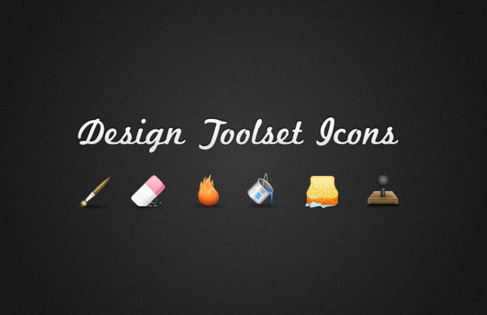 Design  Toolset  Icons  Preview1