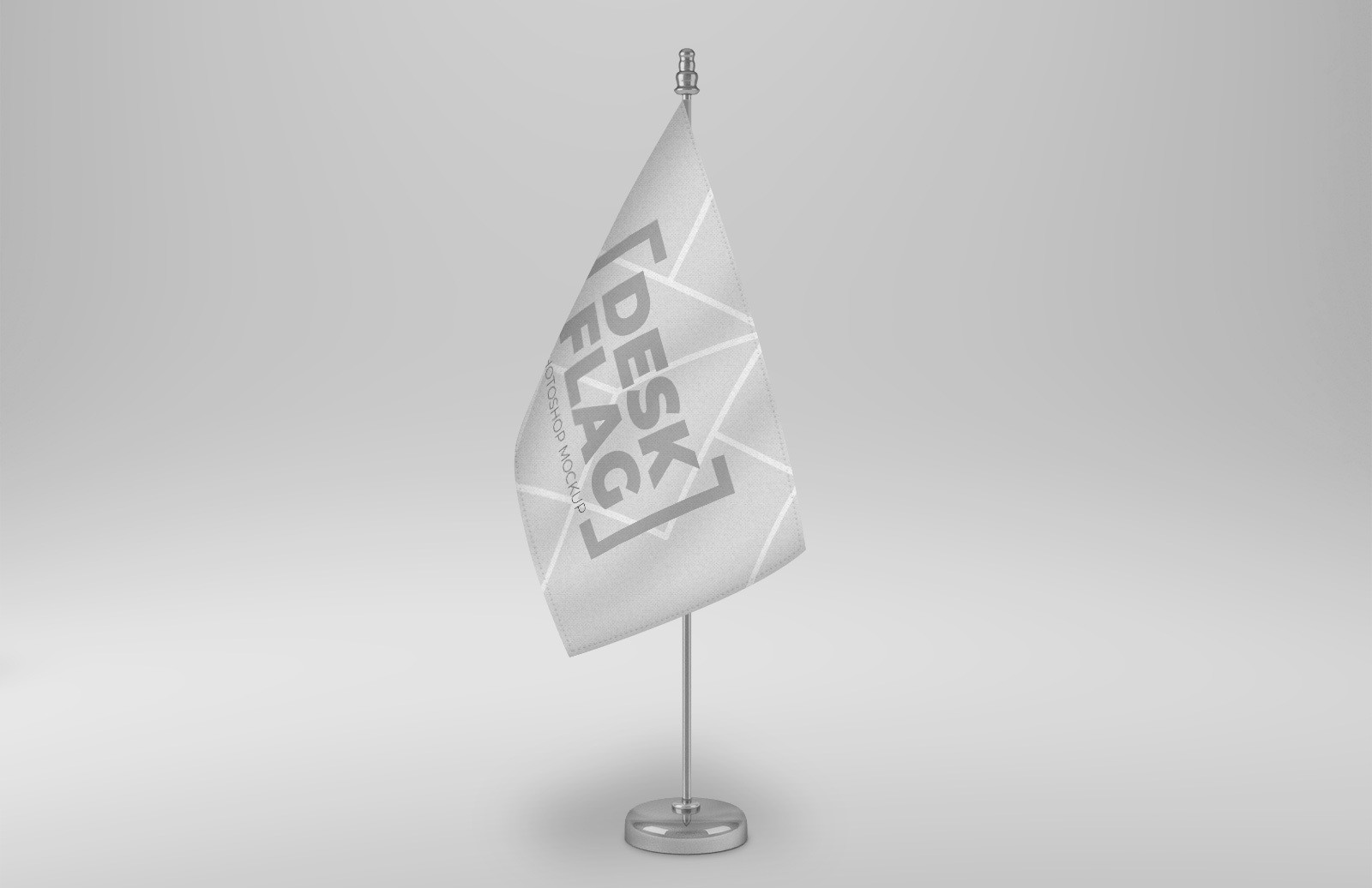 Desk Flag Mockup Preview 1