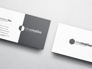 Duo Business Card Design 2