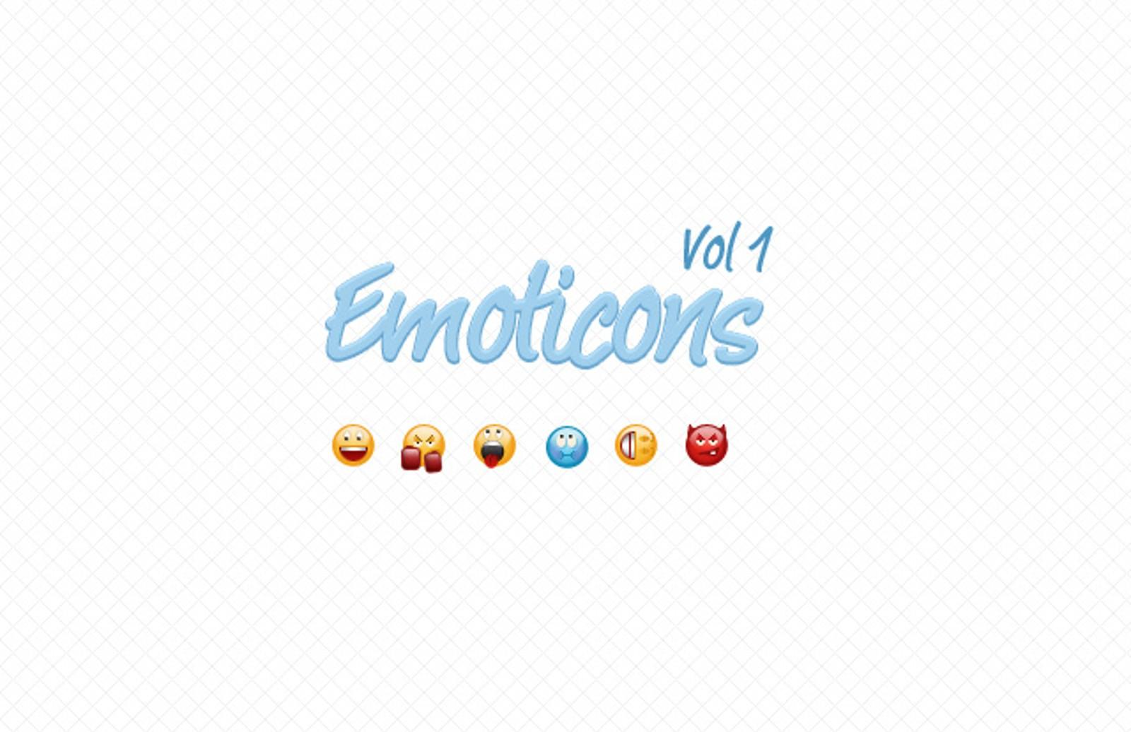 Emoticons  Part 1  Preview1