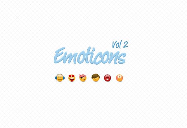 Emoticons Vol 2