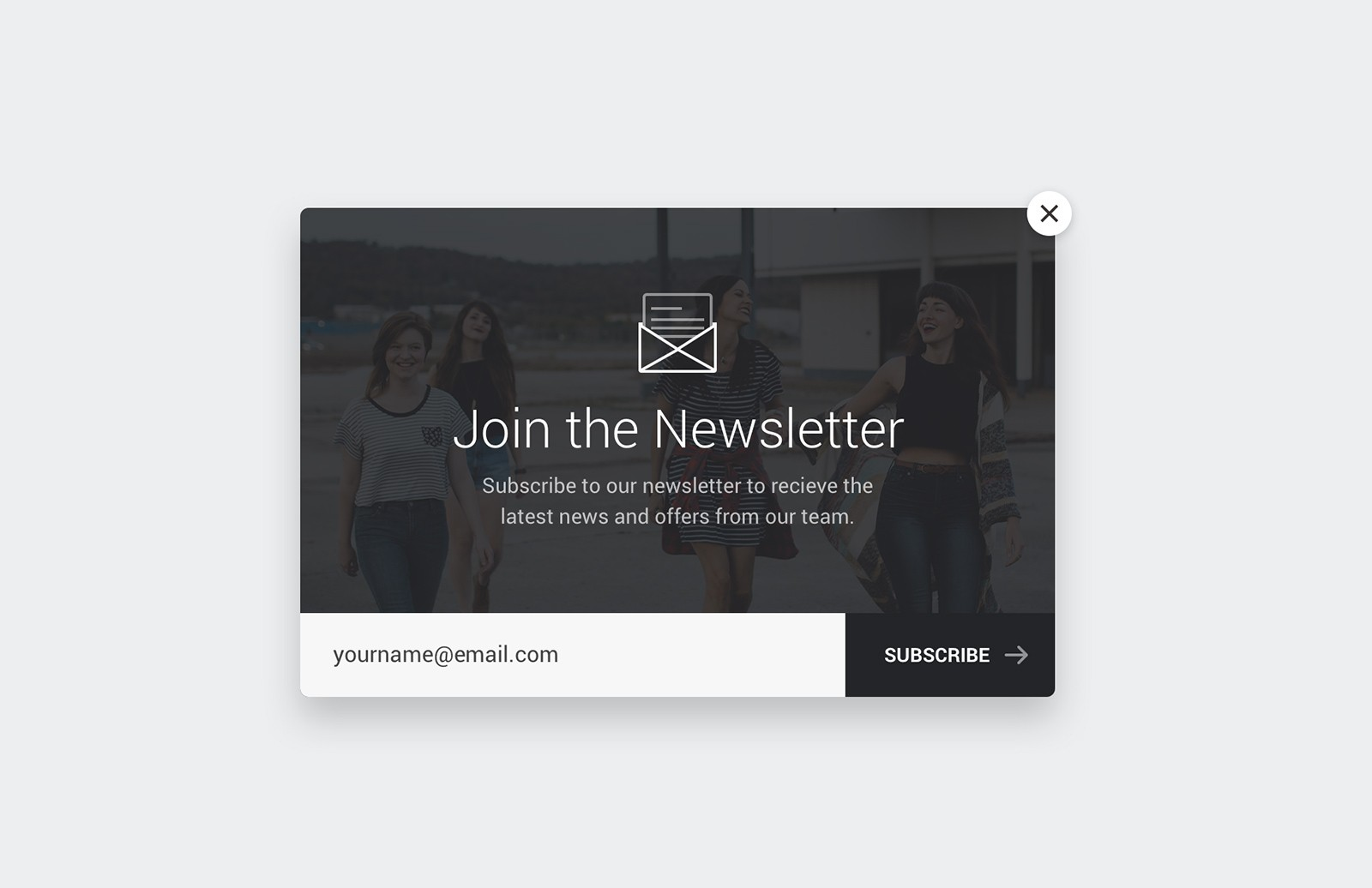 Large Email  List  Popups  Preview 2