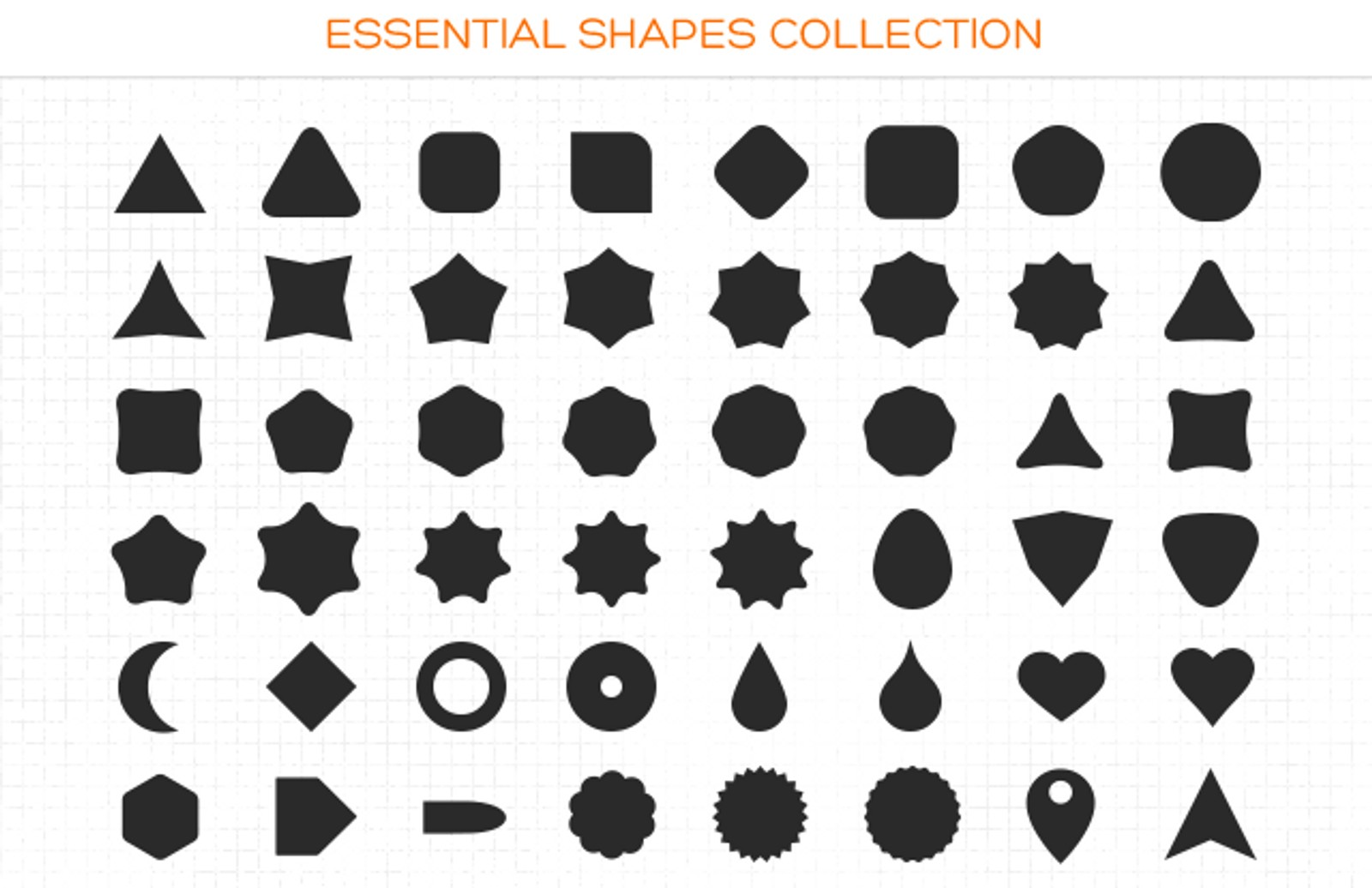 Essential  Shapes  Preview 1