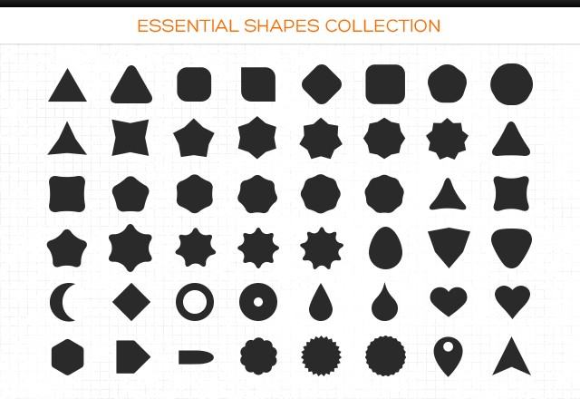 Essential Shapes Collection