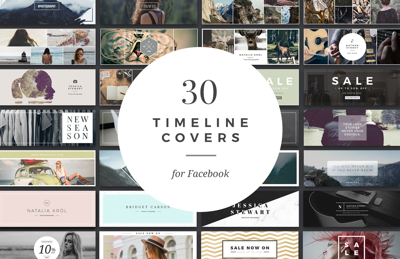 Large Facebook Timeline Covers 2 Preview 1