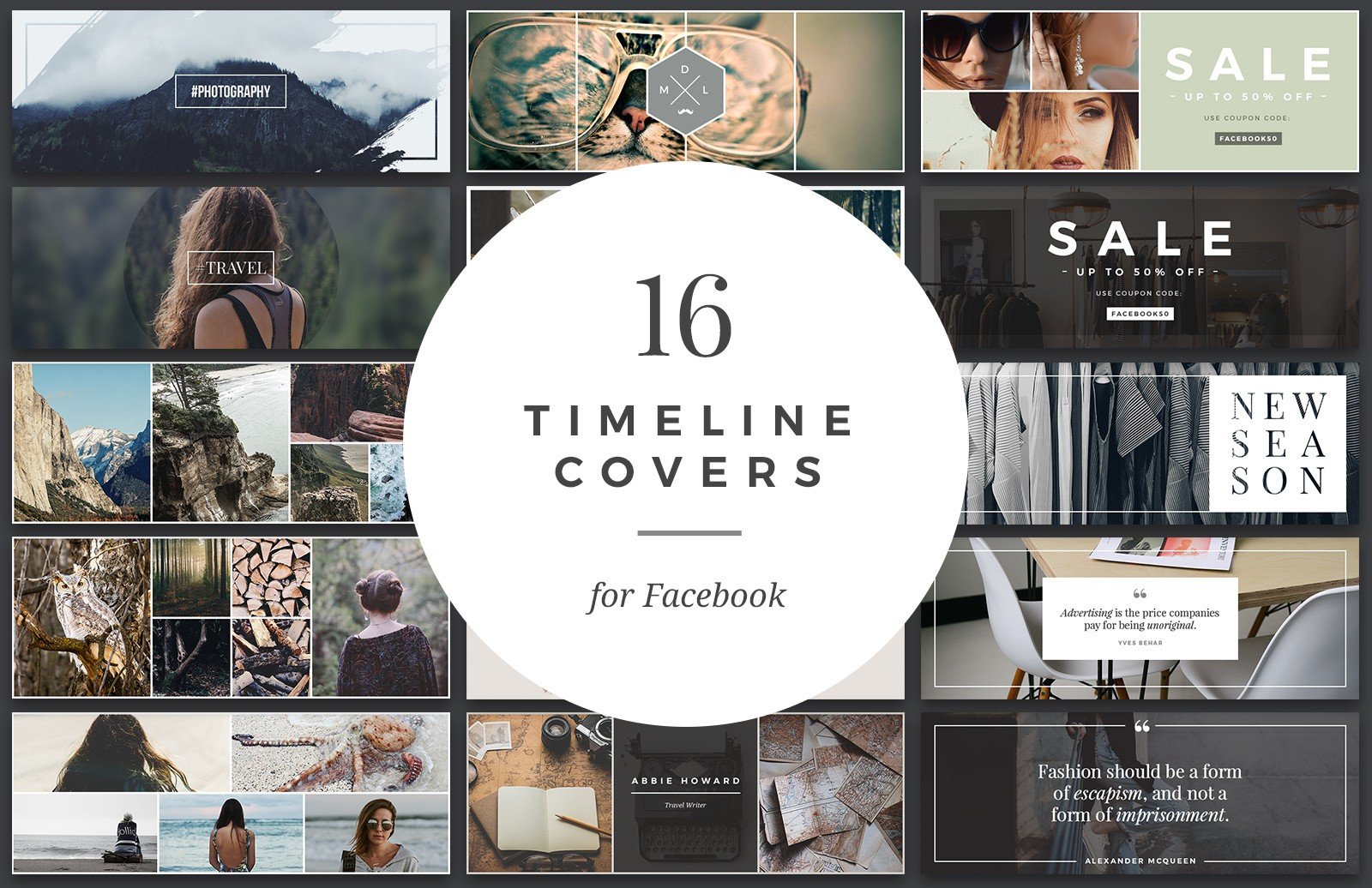Facebook Timeline Covers Preview 1