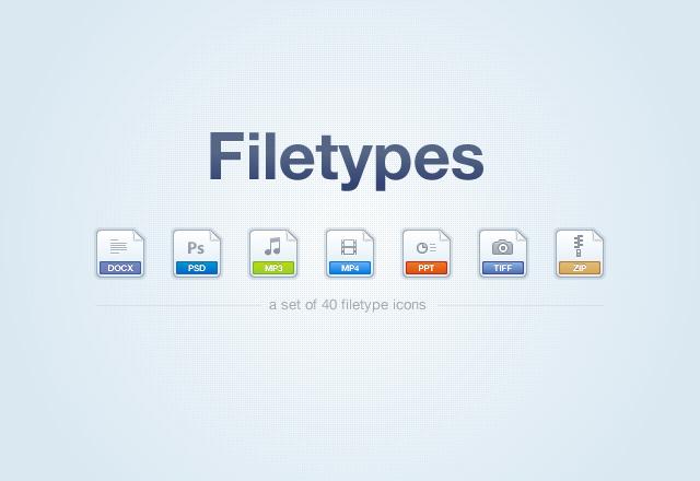 Filetypes  Preview11