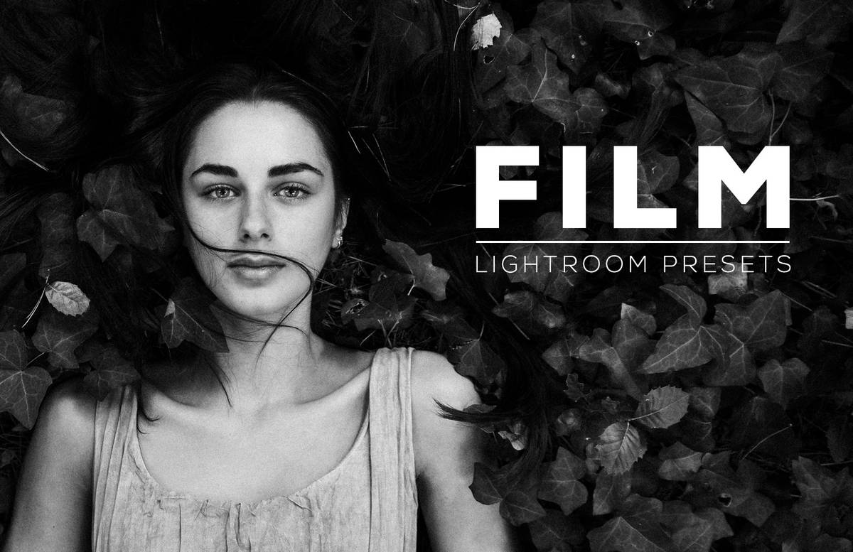 Film Lightroom Presets Preview 1