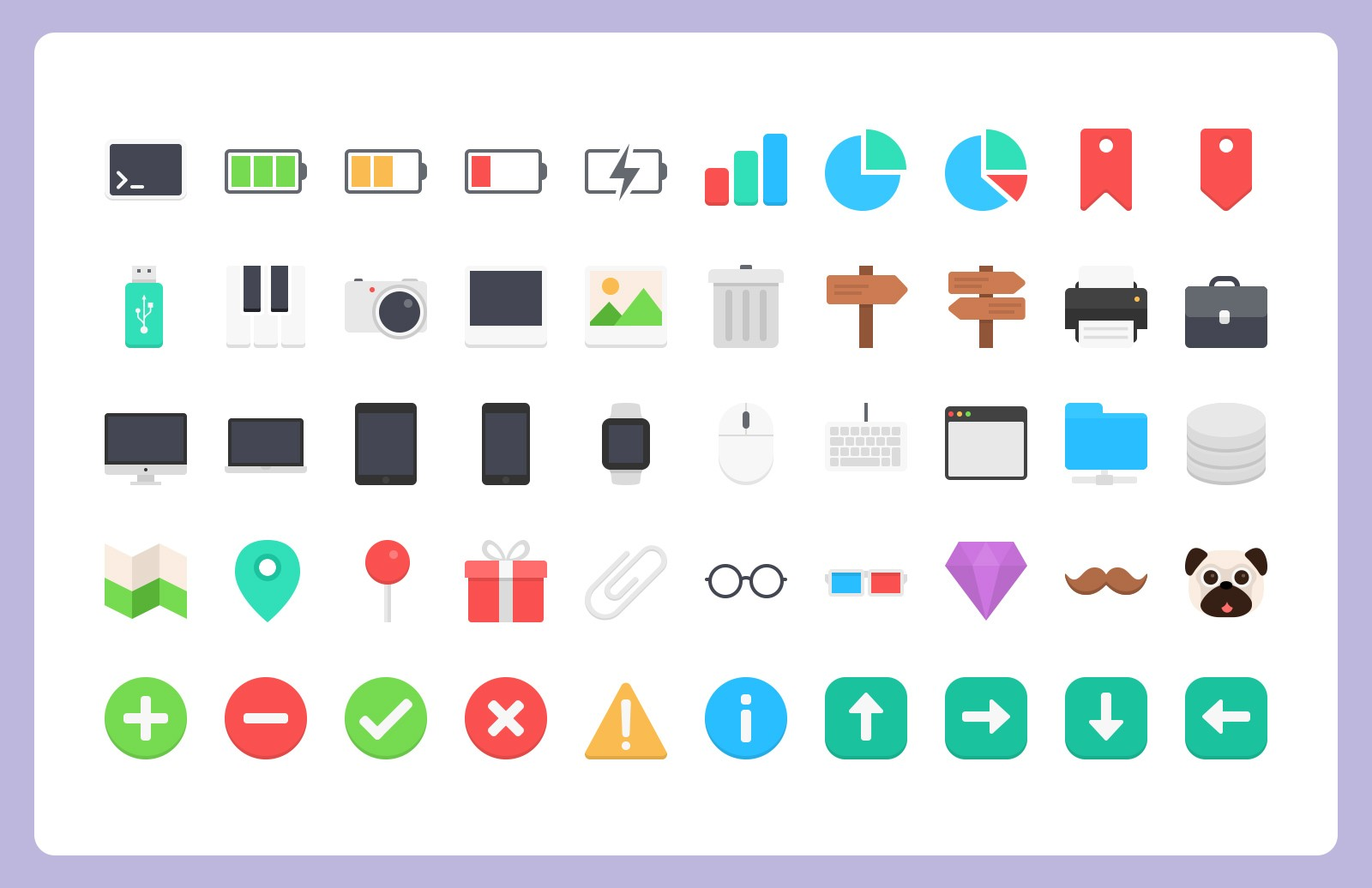 Large Filo  Vector  Icons 4  Preview 4