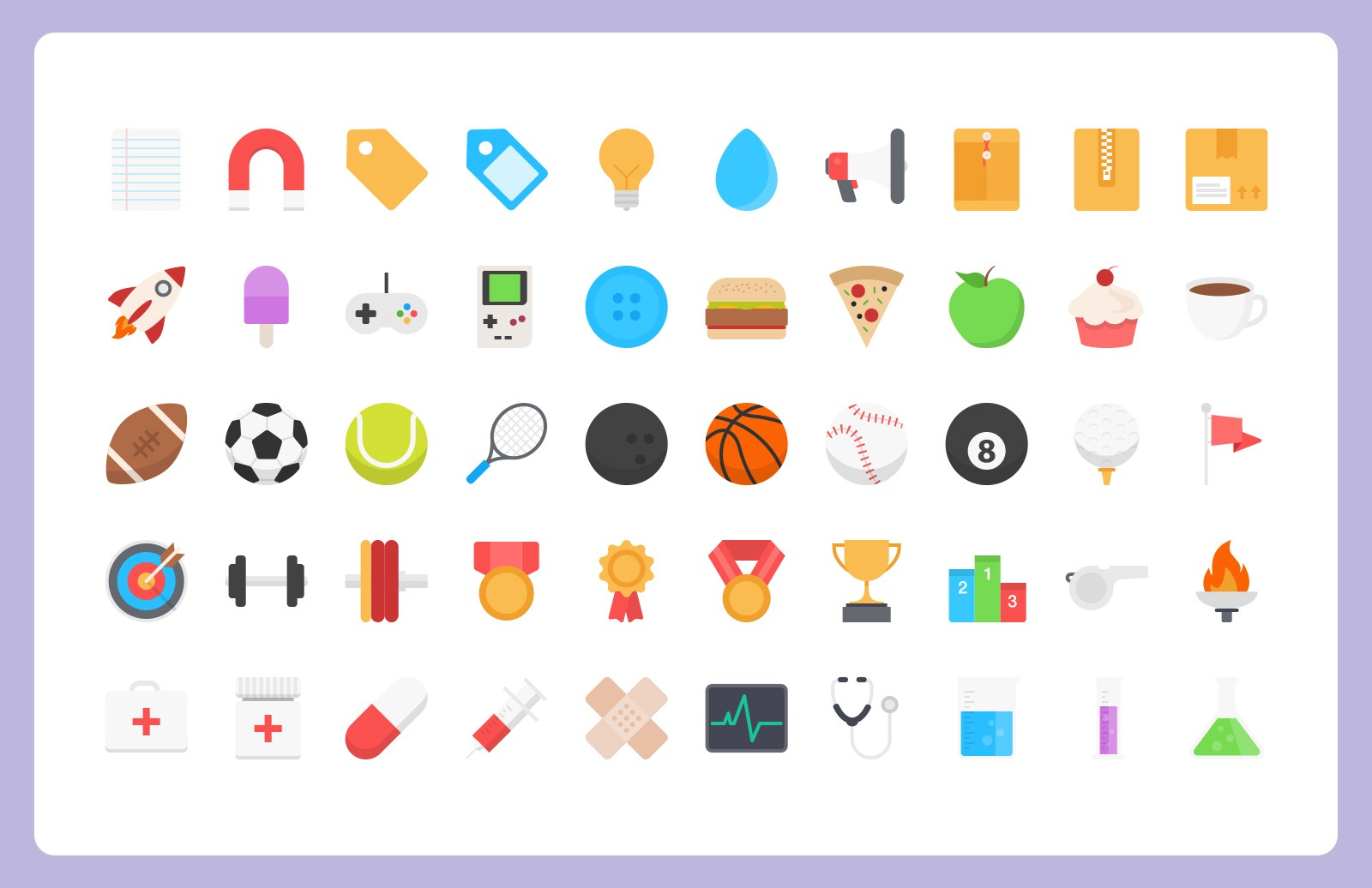 Filo  Vector  Icons 4  Preview 5